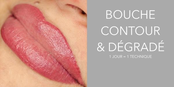Perf. Bouche Contour & Dégradé @ SUBLILINE ACADEMY
