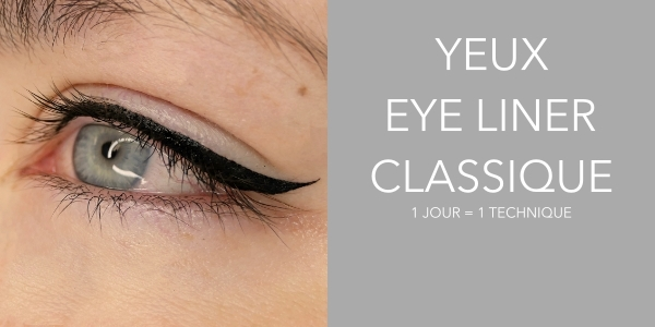 Perf. Yeux Eye-liner Classique @ SUBLILINE ACADEMY